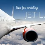 Tips and strategies for avoiding jet lag when traveling through time zones. Check out the easy tips here --> MyCopenhagenKitchen.com