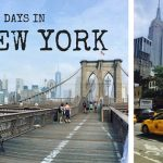 5 days in New York City - here's what we did!