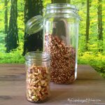 Homemade granola - grain free, gluten free, LCHF and paleo. easy recipe here: MyCopenhagenKitchen.com