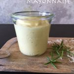 Recipe for delicious parmesan mayo - perfect for LCHF --> MyCopenhagenKitchen.com