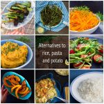 8 delicious low carb alternatives to rice, pasta and potato - find the recipes here: MyCopenhagenKitchen.com